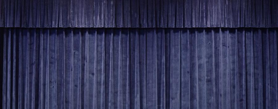 tkaniny scenicznej